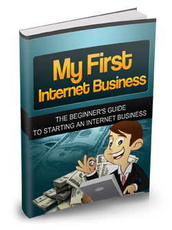 My First Online Business